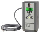 Johnson Controls A421ABG-02C Electronic Single Stage Temperature Control, 120/240 VAC, UL TYPE 1, IP20, SPDT, with 12 amp power cords, 2M (6'-6