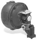 Mcdonnell & Miller 51S-2 Mech. Water Feeder High Cap. W/Cutoff 135900
