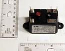 White-Rodgers 90-370 Fan Relay, Type 184, 24 VAC Coil, 50/60 Hz, SPDT. Coil Data: 77 Ohms DC Resistance, 125 mA (Nominal), 3 VA (Nominal), 4 VA (Inrush)