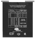 Fireye Controls EP260 Programmer module. 30 Second purge, 10 and 15 sec. TFI, recycle.