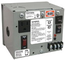 Rib Relays PSH75AB10 Enclosed Single 75VA multi-tap to 24Vac UL Class II pwr supp 10A main breaker