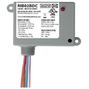 RIB Relays RIB02BDC Enclosed Relay, Class 2 Dry Contact input, 208-277Vac pwr, 20A SPDT