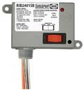 Rib Relays RIB2401SB Enclosed Relay 20Amp SPST-NO + Override 24Vac/dc/120Vac