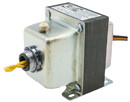 Rib Relays TR50VA004 Transformer 50VA, 480/277/240/120-24V, dual hub, ClassII UL List US/Canada, Cir.Bkr.