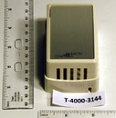 Johnson Controls T-4000-3144 Cover; White Plastic; Vert