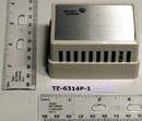 Johnson Controls TE-6314P-1 Temp Sensor; 1000 Ohm; Nickel; For Wall Mtg.