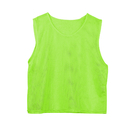 TopTie Soccer Sports Scrimmage Vest Jersey, Nylon Mesh Training Vests, Bulk Sale