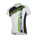 TopTie Men's Short-Sleeve Biking Cycling Jersey