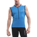 TopTie Sleeveless Cycling Jersey Shirt, Men's