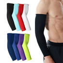 TOPTIE Arm Sleeves UV Sun Protective Arm Compression Cover, Basketball Shooter Sleeves