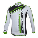 TopTie Biking Cycling Jersey Men's Long-Sleeve