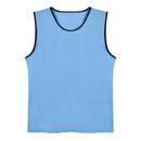 TopTie Nylon Mesh Scrimmage Team Training Vests, Event Vest for Basketball, Soccer