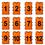 Orange (#1 to 12)