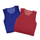 TopTie Scrimmage Training Vests Soccer Jerseys Set of 12