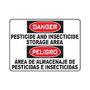 """Red Rooster Plastic 10"""" Sign, Red and Black"""