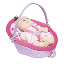 Manhattan Toy 144600 Baby Stella Cute Comfort Car Seat
