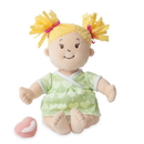 Manhattan Toy 152410 Baby Stella Blonde Doll