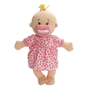 Manhattan Toy 153090 Wee Baby Stella Peach Doll