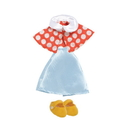 Manhattan Toy 156100 Princess Jellybeans All Dolled Up Outfit
