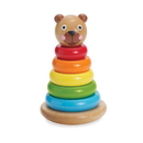 Manhattan Toy 211540 Brilliant Bear Magnetic Stack-up