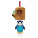 Manhattan Toy 213380 Lullaby Owl Musical Pull Toy