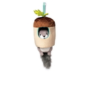 Manhattan Toy 214410 Lullaby Squirrel Musical Pull Toy