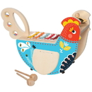 Manhattan Toy 216570 Musical Chicken