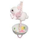Manhattan Toy 216640 Lullaby Bunny Pull Musical Toy