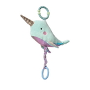 Manhattan Toy 218160 Under the Sea Narwhal Activity Toy