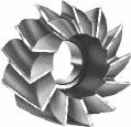 Michigan Drill Hs Shell End Mills (285 2-1/2)