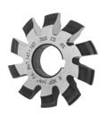 Michigan Drill Hs 14-1/2 Involute Gear Cutters (730 36Dpx1 #3)