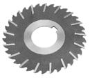 Michigan Drill Side Chip Slitting Saw Stg Teeth (739St 4X332X114)