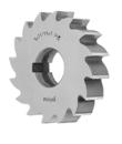 Michigan Drill Hs Milling Cutter-Plain Ld (741 3X7/16X1)