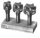 Michigan Drill Quadmill Set 3/4 Shank (Qms45-34)