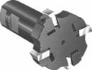 Michigan Drill Slot Master 2X31/64-49/64X3/4 R H (Sm2475R-4)