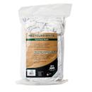 Midwest Rake 46217 4 LB #5 Block Recycled White Cotton Knitcloth