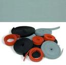 Midwest Rake 79505 25' Roll EPDM (Gray) No-Notch Rubber
