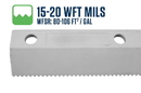 Midwest Rake 79862 18 Easy Squeegee with 15-20 WFT Mils Blade