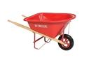 Seymour 85720PP Wheelbarrow, Small, Front Tray Braces, Hardwood, 8