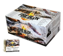 Fire Blox 98001PP Firestarter, 24 pc. Cello Pack - 24 Packs in POP Display Carton