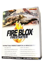Fire Blox 98003 Firestarter, 144 pc. Bulk Pack Box
