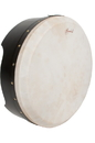Roosebeck Tunable Ply Bodhran 16''X5'' - Black