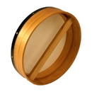 Roosebeck BTG4MS Roosebeck Pretuned Mulberry Bodhran Single-Bar 14-by-3.5-inch