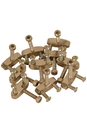 Roosebeck BTIM10 Roosebeck Tuning Mechanism for Tunable Bodhran 10-Pack
