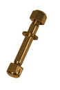 Roosebeck DHST-SNW Roosebeck Small Brass Nut and Washer for DHST Dulcimer Stand