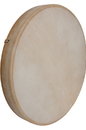 DOBANI FD18T DOBANI Tunable Goatskin Head Wooden Frame Drum w/ Beater 18