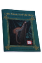 Mel Bay LHPC Mel Bay's Celtic Music for Folk Harp Book by Riley & McMichael