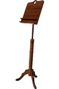 Roosebeck MSRBCE Roosebeck Double Shelf Colonial Music Stand