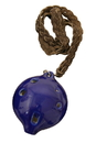 DOBANI ONMG DOBANI Alto Ocarina w/ Braided Necklace A4 - Blue