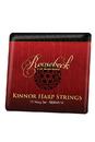 Roosebeck RBSKHS10 Roosebeck Kinnor Harp 10-String Set